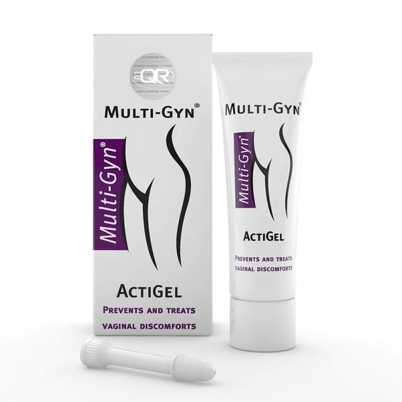 Multi-Gyn ActiGel rýchla pomoc pri svrbení a výtoku